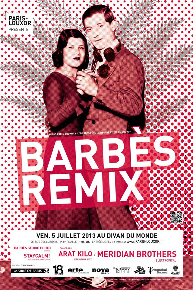 BARBÈS REMIX